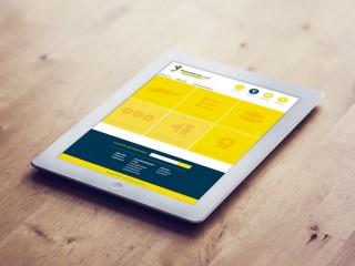 <center>HumanService mobil Online</center>