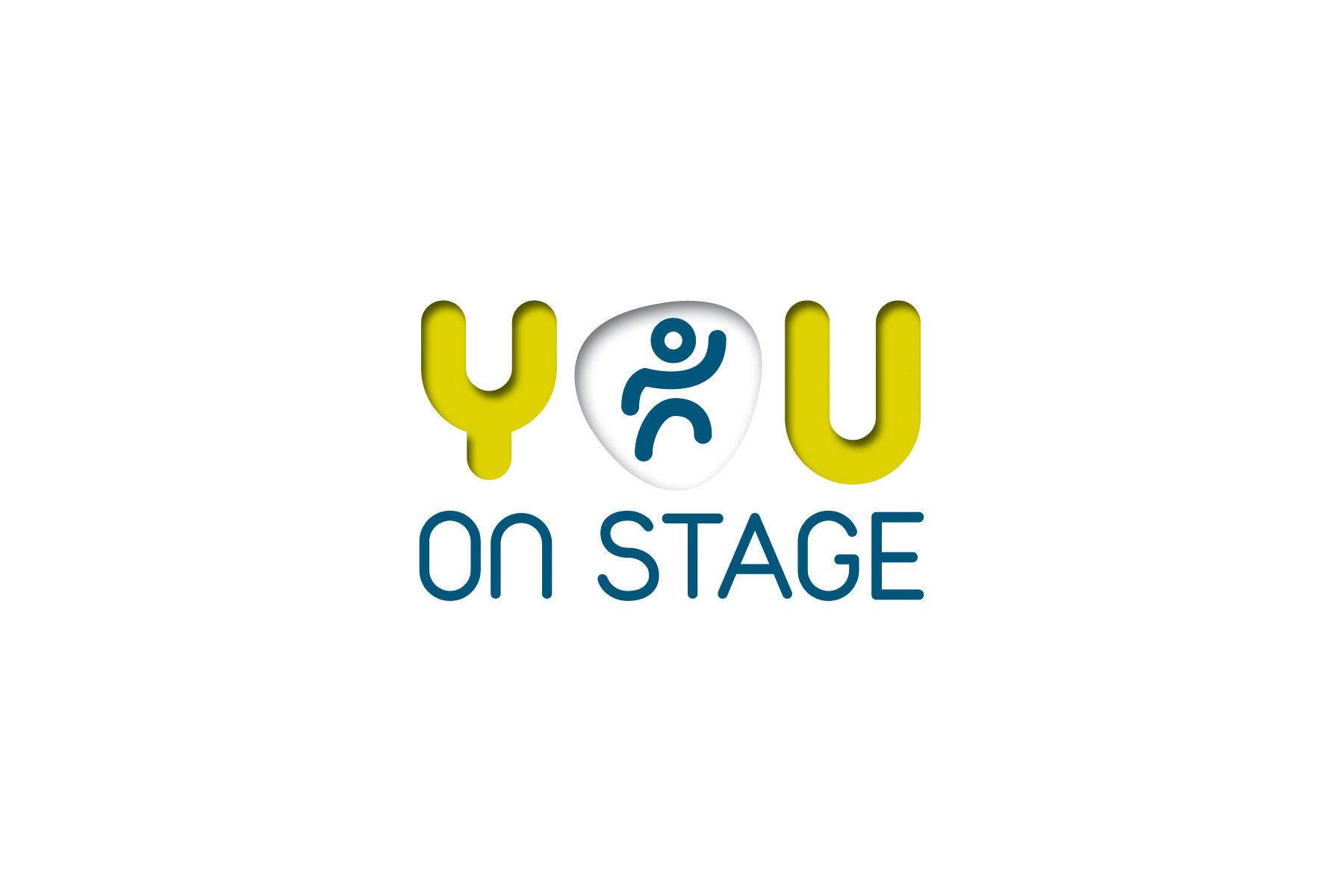 You on stage